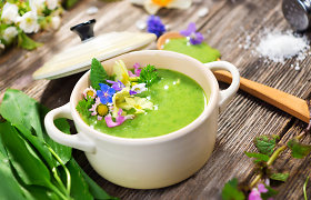 Kulinarinių knygų autorė Renata Ničajienė: ką galima pagaminti iš laukinių augalų?
