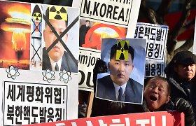 4 dar neatsakyti esminiai klausimai po Šiaurės Korėjos bombos bandymo