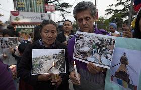 Po žemės drebėjimo Nepale nepavyksta susisiekti su 5 lietuviais, žuvo Estijos pilietis