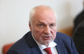 Valentinas Mazuronis apie Darbo partijos pirmininko rinkimus: viskas gali pasikeisti per dvi valandas