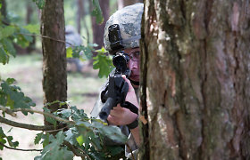Tris dienas vyks geriausio Sausumos pajėgų skyriaus varžybos
