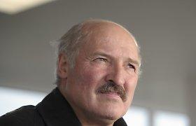 Aliaksandras Lukašenka pareiškė, kad be JAV Ukrainoje stabilumas neįmanomas