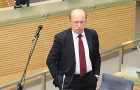 """Andrius Kubilius: """"Lietuva turi kuo greičiau pasistatyti konkurencingus savus generacinius pajėgumus"""""""