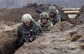Parsisiųskite: Sausio 13-ąją ir karą Ukrainoje patyręs karys išanalizavo Rusijos hibridinį karą