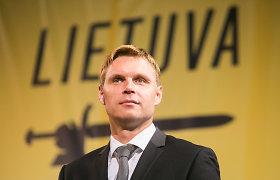 Pasaulio futbolo čempionato atrankoje lietuvių kovinę dvasią kels ir Vytis