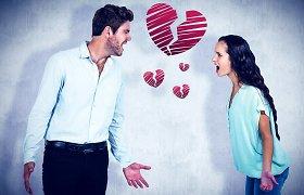 6 didžiausi išbandymai, kurie gali supurtyti jūsų santykius