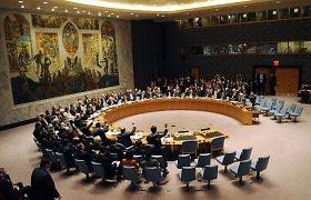 Jungtinių Tautų Saugumo Taryba rengia atsaką Šiaurės Korėjai – naujas sankcijas