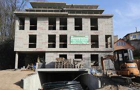 Užupio bendruomenė dėl statybų Zarasų g. 15: buvęs neteisėtas namas įteisintas?