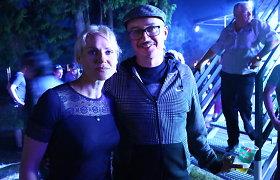 """Pirmą kartą """"Bliuzo naktis"""" aplankęs Aleksandras Pogrebnojus: """"Festivalis man sukėlė pasitikėjimą"""""""