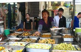 Tailando jausmas: 1. Iš ko susideda Azijos miesto formulė