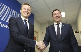 "Artūras Zuokas: prezidentūra trukdo ""Air Lituanica"" projektui"