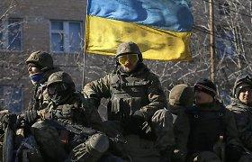 Verslo atstovai: pirkdama šarvuočius Lietuva nesimoko iš žiaurių Ukrainos pamokų