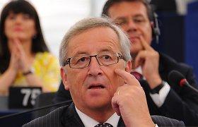 EK vadovas: nesama jokio šėtoniško plano nuversti Graikijos vyriausybę