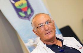 """Geriausias pasaulio treneris Gianni Postiglione: """"Be """"galvos"""" irklavime nieko nepasieksi"""""""