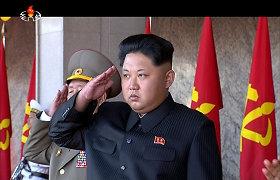 JAV žvalgyba: Šiaurės Korėjoje vėl paleistas plutonio reaktorius