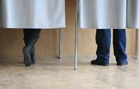 Dėl pažeidimų rinkimų dieną pradėti penki ikiteisminiai tyrimai