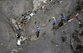 """Draudikai rezervavo milžinišką sumą """"Germanwings"""" tragedijos aukų artimiesiems"""