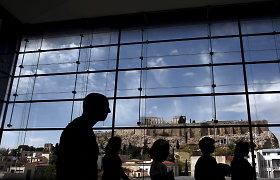Graikijos likimas euro zonoje – sunkiai prognozuojamas