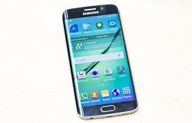 """Aptikta saugumo spraga, kuri 600 mln. """"Samsung"""" telefonų daro pažeidžiamais"""