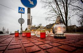 Šiaulių policija ieško merginą partrenkusio ir pasprukusio vairuotojo
