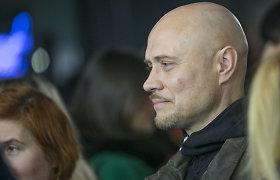Iškritęs iš balkono aktorius Rolandas Boravskis atsidūrė ligoninėje – jo būklė sunki