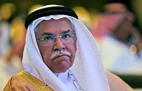 Saudo Arabija pareiškė, kad 2040 metais visiškai atsisakys naftos