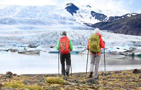 Kelionė nebijantiems šalčio: penki įspūdingiausi planetos ledynai