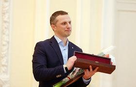 """2015-ųjų Tolerancijos žmogus Valdas Balčiūnas: """"Žagarėje lietuviai puikiai sugyveno su žydais"""""""