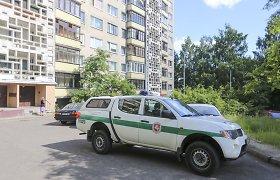 Senolis Vilniuje grasino susprogdinti granatą, bet miglotai aiškino, kur