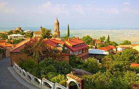Vyno turas Gruzijoje – atostogos vyno gimtinėje