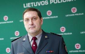 """Policijos imuniteto vadovas E.Jablonskas: """"Neskaičiuojam atleistų ir nuteistų pareigūnų – esmė ne tai"""""""