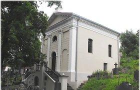 Senosiose Vilniaus Bernardinų kapinėse atnaujinta XIX amžiaus koplyčia