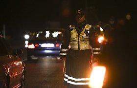 Paviešinti kelių policijos planai, kada ir kokie reidai vyks liepos mėnesį
