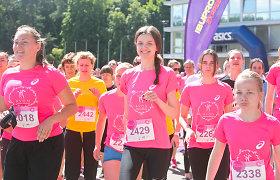 """AVON bėgime į kovą su krūties vėžiu stojusi Gabrielė Martirosianaitė: """"Kartu esame stipresnės"""""""