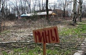 """Ukraina: teroristai kartu su Rusijos mokslininkais kuria radioaktyvią """"purviną bombą"""""""