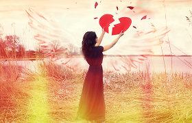 Moterys atvirai: kaip ir per kiek laiko jos pamiršo savo buvusį mylimąjį