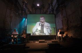 Šv. Kotrynos bažnyčioje jautriai paminėtas 64-asis maestro Vytauto Kernagio gimtadienis