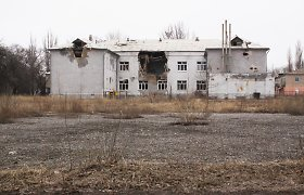 Politologas O.Palijus: Donbase dabar gyvena tik teroristai ir pensininkai, už ką gyvena – neaišku