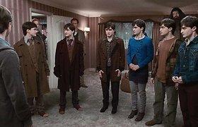 Naujausias Hario Poterio filmas visame pasaulyje gerina lankomumo rekordus