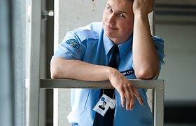"""Aktorius Danielius Budrys: """"Apsaugininko darbas turi savų pranašumų"""""""