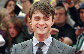 Filmų apie Harį Poterį gerbėjai galiausiai sulaukė paskutinės šios kino sagos dalies