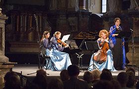 Ritos Novikaitės ir Kauno fortepijoninio trio koncertas Šv.Kotrynos bažnyčioje