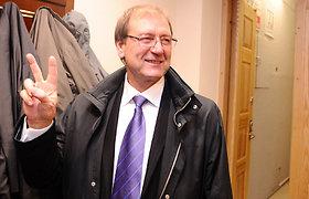 Viktoras Uspaskichas: po Konstitucinio Teismo sprendimo Darbo partija gali sustiprinti pozicijas
