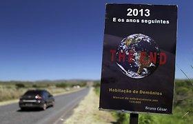 """Pasaulyje """"apokalipsės"""" datą daugelis pasitinka ironiškai"""
