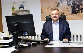 """LASF prezidentu išrinktas Romas Austinskas: """"Mano pergalė – komandinio darbo rezultatas"""""""