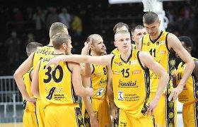 """FIBA Europos taurės turnyrą """"Šiaulių"""" krepšininkai pradėjo pralaimėjimu"""