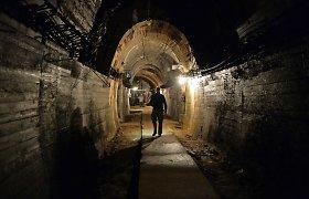 Lenkijoje georadaru aptiktas objektas, galintis būti dingęs nacių aukso traukinys