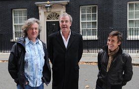 """Jeremy Clarksono kolegos """"Top Gear"""" irgi traukiasi iš laidos"""
