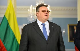 Linas Linkevičius pirmininkaus JT Saugumo Tarybos debatams