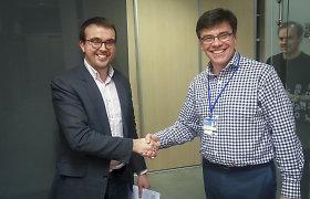 Lenkų mokslo centro vadovai sutiko pasidalinti patirtimi su kauniečiais